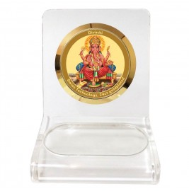 WPCF 1C CLASSIC COLOR CIRCULAR  GANESHA WHITE