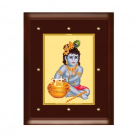 24K GOLD PLATED MDF FRAME SIZE 5 CLASSIC COLOR BAL GOPAL