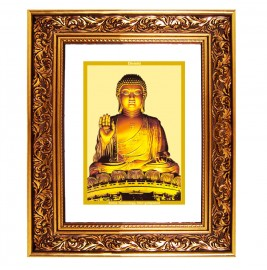 24K GOLD PLATED DG FRAME 93 SIZE 4.5 CLASSIC COLOR BUDDHA