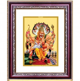 24K GOLD PLATED DG FRAME 105 SIZE 2 CLASSIC COLOR NARSIMHA