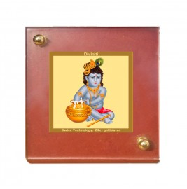 24K GOLD PLATED MDF 1B CLASSIC COLOR BAL GOPAL