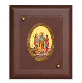 MDF FRAME SIZE 2 ROYALE COLOR  OVAL RAM DARBAR