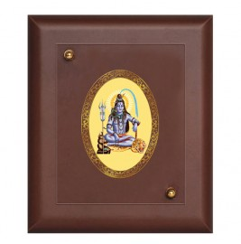 MDF FRAME SIZE 2 ROYALE COLOR  OVAL SHIVA