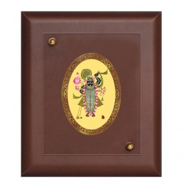 MDF FRAME SIZE 2 ROYALE COLOR  OVAL SRI NATH