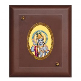 MDF FRAME SIZE 2 ROYALE COLOR  OVAL VISHNU