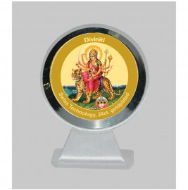 24K GOLD PLATED MCF 1CR CLASSIC COLOR DURGA