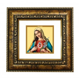 DG FRAME 113 SIZE 1A CLASSIC COLOR SQUARE MOTHER MARY