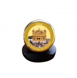 24K GOLD PLATED MCF 1C GOLD CLASSIC COLOR GOLDEN TEMPLE