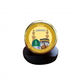 24K GOLD PLATED MCF 1C GOLD CLASSIC COLOR MACCA MADINA