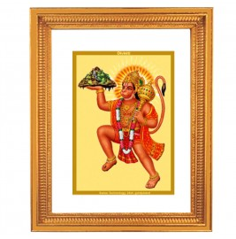 Hanuman with mountain