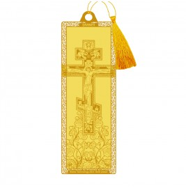 BOOKMARK ACRYLIC   CROSS
