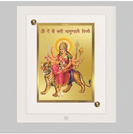 24K GOLD PLATED ACF FRAME SIZE 1 CLASSIC COLOR DURGA-3