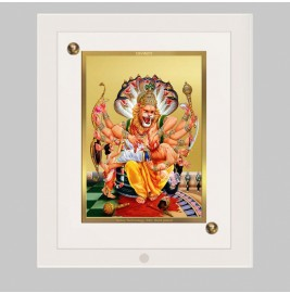 24K GOLD PLATED ACF FRAME SIZE 2 CLASSIC COLOR NARSIMHA