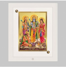 24K GOLD PLATED ACF FRAME SIZE 2 CLASSIC COLOR RAM DARBAR -1