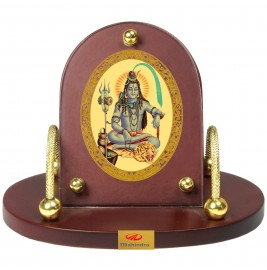 24K GOLD PLATED MDF 7D+ ROYALE CLASSIC SHIVA