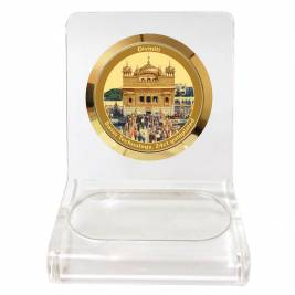 24K GOLD PLATED WPCF 1C CLASSIC COLOR GOLDEN TEMPLE