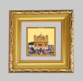 24K GOLD PLATED DG FRAME 103 SIZE 1A CLASSIC COLOR GOLDEN TEMPLE
